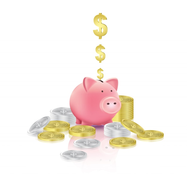 Money saving is a ladder of ascending steps for family, health and travel.