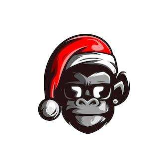 猿のクリスマス