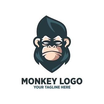 モンキーロゴデザイン