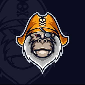 Пираты обезьян
