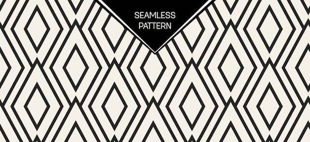 Monochrome geometric pattern set.