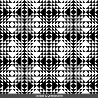 단색 패턴