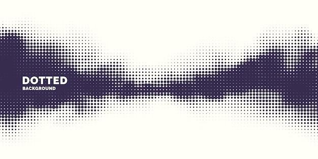 Монохромный растровый абстрактный полутоновый фон