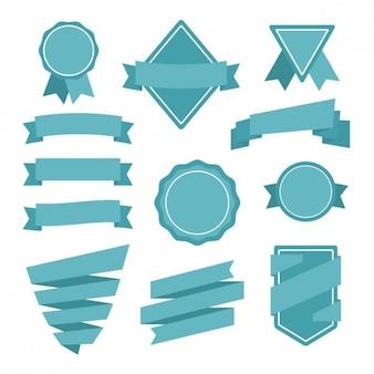 Monocromatic ribbons design