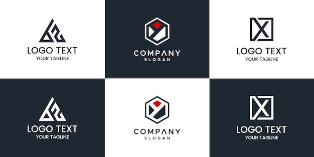모노그램 로고