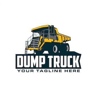 Monster dump truck