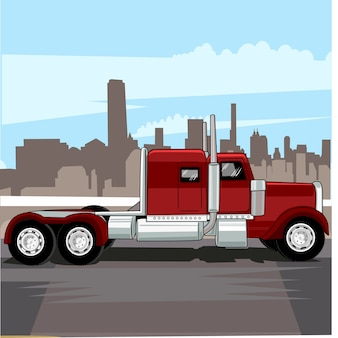 モンスタートラックの図