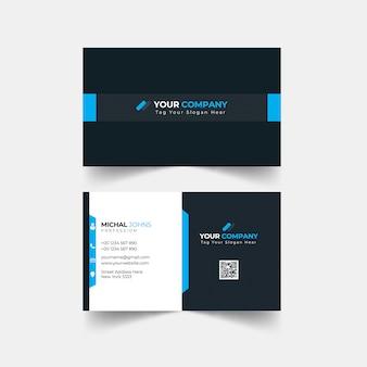 Moran business card template