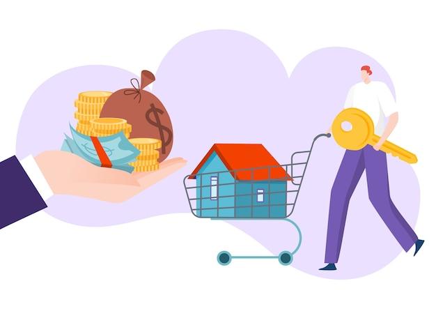 부동산에 대한 모기지 투자