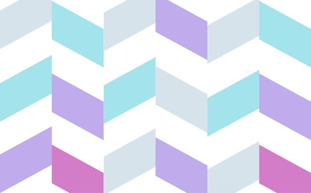 モザイク抽象的な背景要素デザインベクトル図