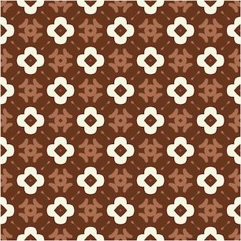 모자이크 추상 원활한 패턴 디자인 패턴