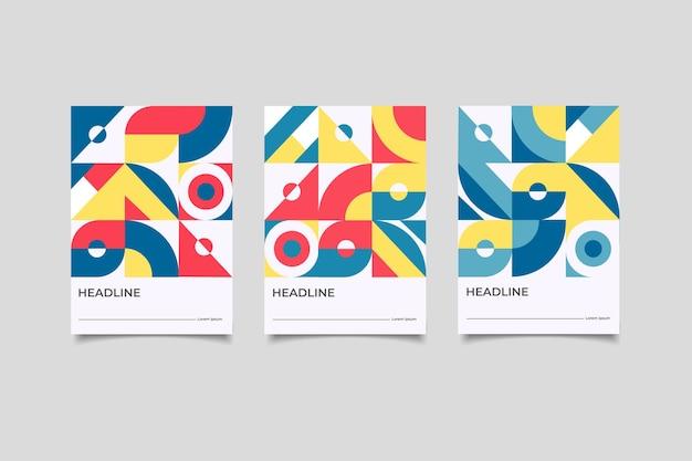 Мозаика бизнес обложка коллекция