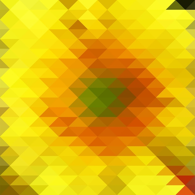 Mosaic of diamonds multi colored background eps 10 vector.