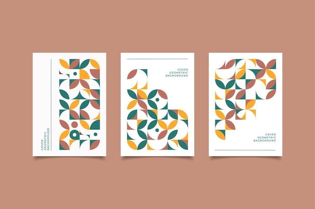 Мозаика геометрическая коллекция обложка