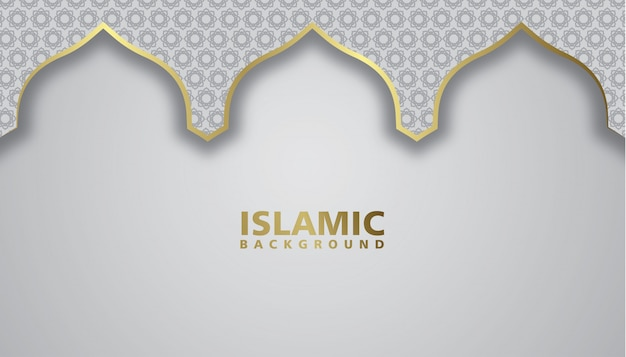 Mosque background, islamic background