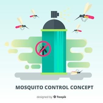 Mosquito control background