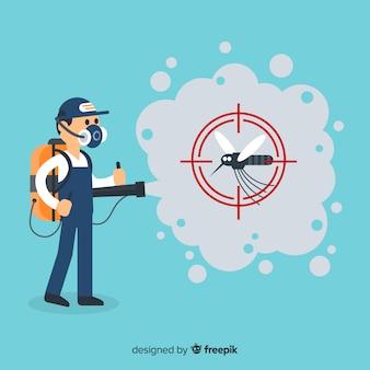 Mosquito control concept
