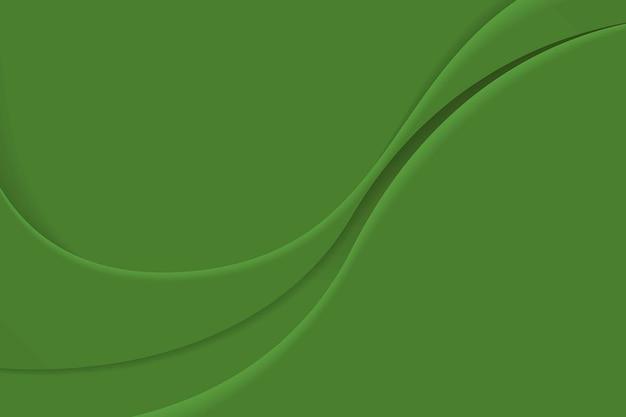 モス緑の抽象的な背景ベクトル