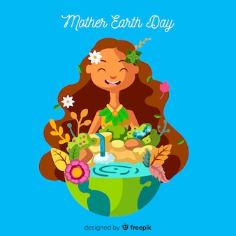 Mother earth day