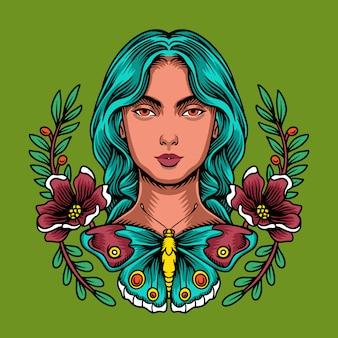 Mother earth flower