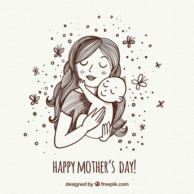 Mothers day gifts from infant crafts for christmas