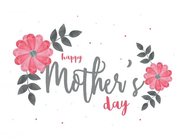 Mother's day background.