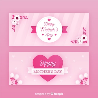 Mother's day banner