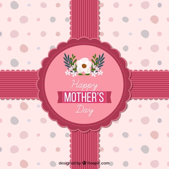 Mother's day gift background