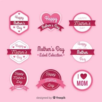 母の日ラベル集