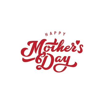 Mother's day logo  icon.