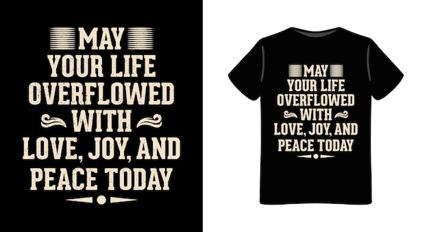 Motivational typography quote for t shirt design