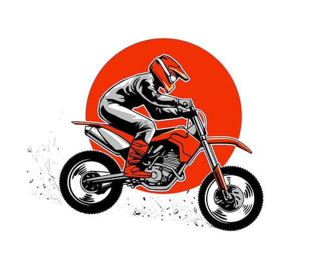 Motocross 스포츠