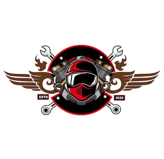 Motor sport logo