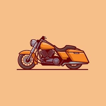 Мотоцикл мультфильм