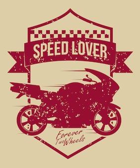 Motorcycle design.
