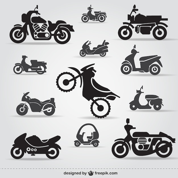motorcycle vectors photos and psd files free download rh freepik com vector motorcycle free vector motorcycle deliverys