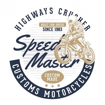 Motorcycles emblem