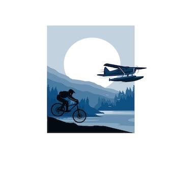 산악 자전거