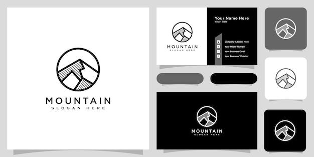 Шаблон оформления векторных логотипов