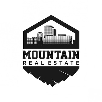 Mountain underground and realestate