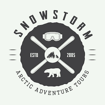 Логотип альпинистских экспедиций