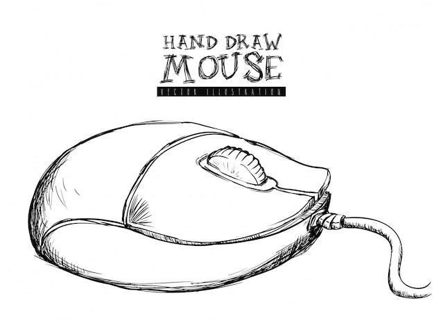 Mouse icon design