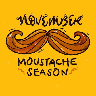 Movember background