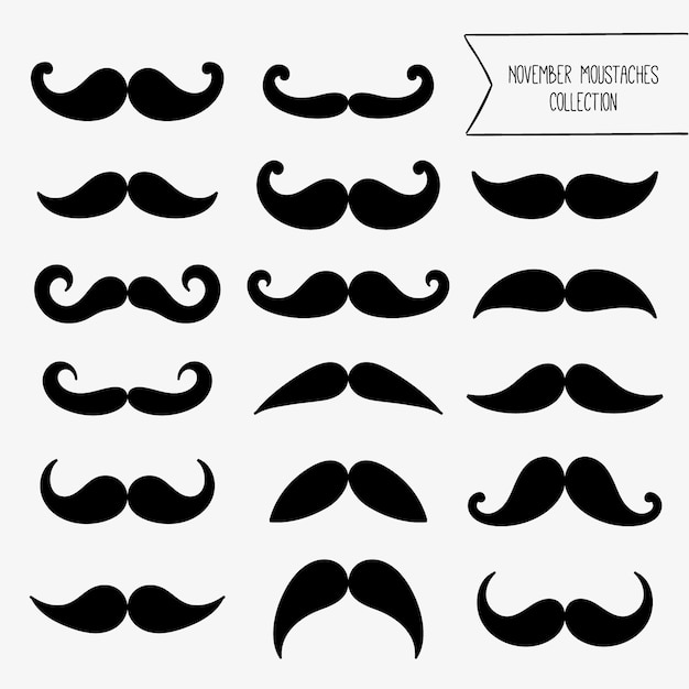 moustache vectors photos and psd files free download rh freepik com mustache vector svg mustache vector png