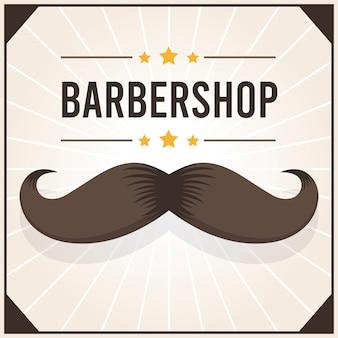 Movember mustache awareness background