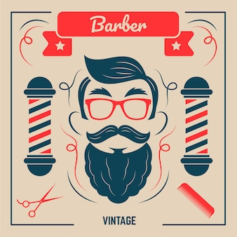 Movember in vintage style