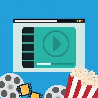 Movie digital design