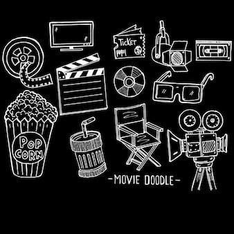 Movie doodle