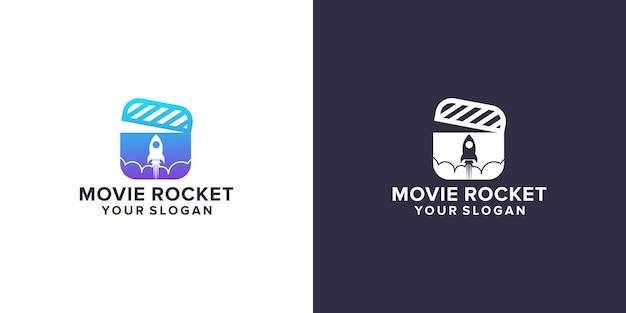 로켓 로고가 있는 영화