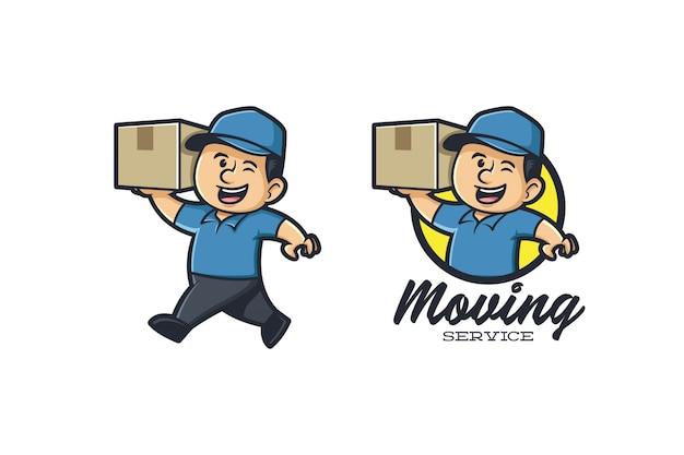 引越しサービスロゴ
